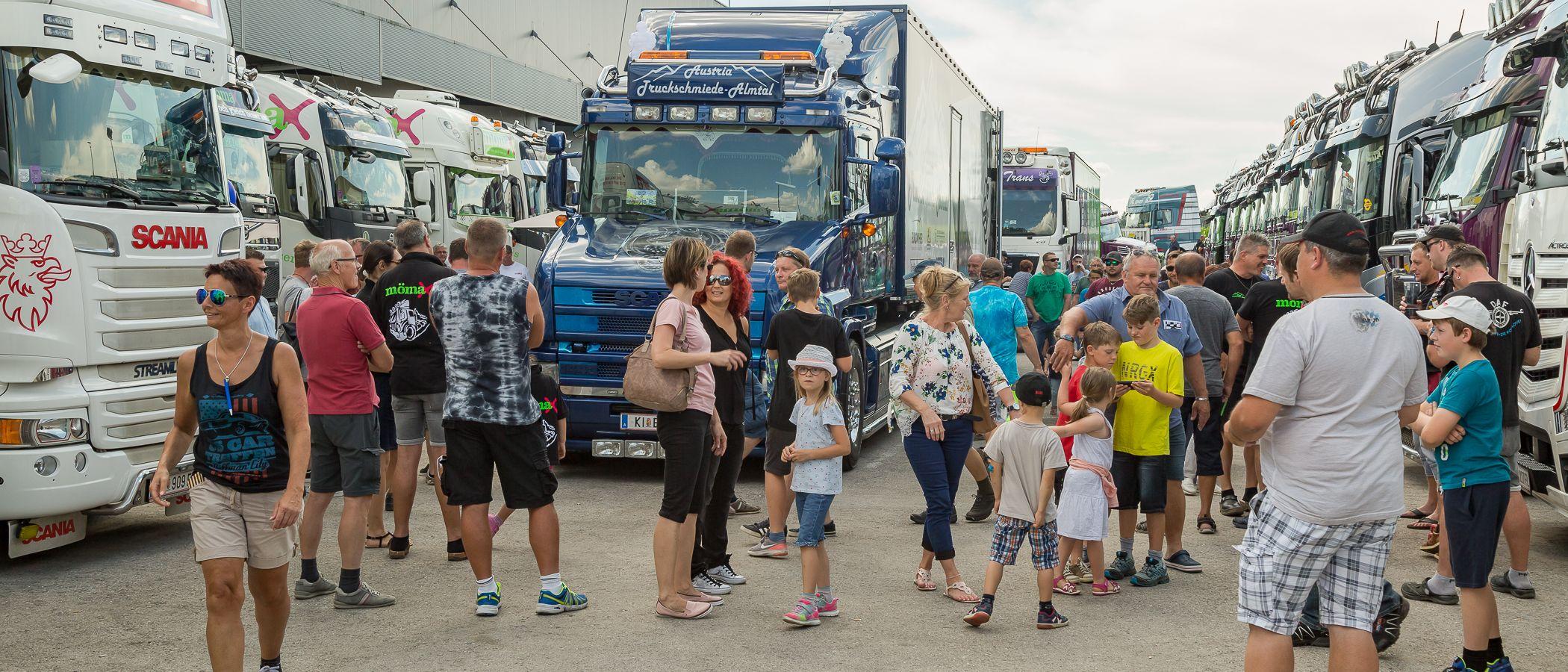 TRUCK EVENT AUSTRIA 2019